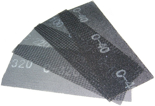 Sanding Screen Sheets